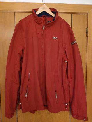 Cazadora Napapijri Roja talla L-XL