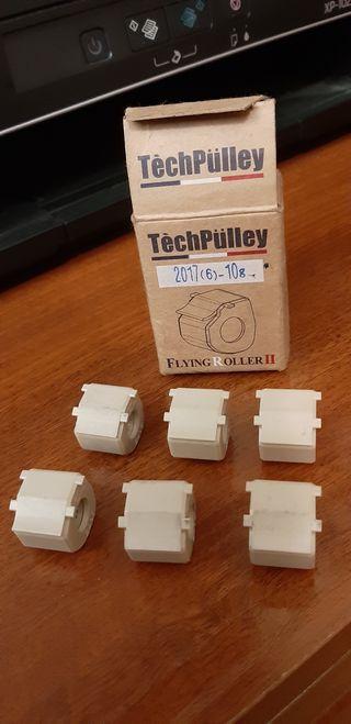 TECHPULLEY RODILLOS 20x17 10gr