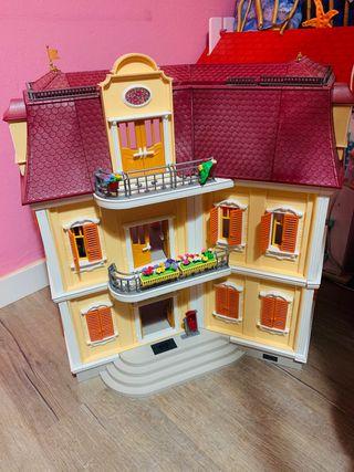 Casa mansion playmobil 5302