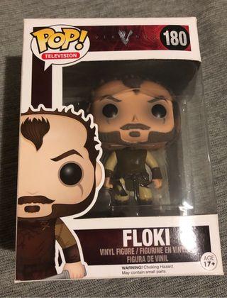 FUNKO POP , FLOKI - 180 , NUEVO