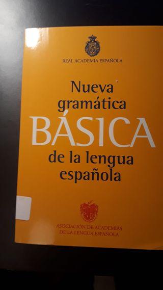 Manual Nueva Gramática Básica de la Lengua Español