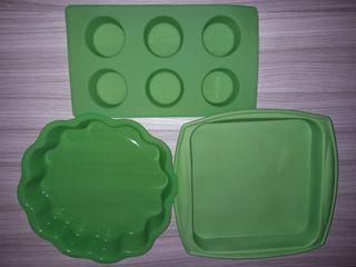 Moldes de silicona Kaiserhoff