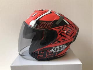 Casco Shoei Marc Marquez Scooter