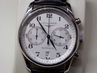 Longines Máster Collection Cronograph