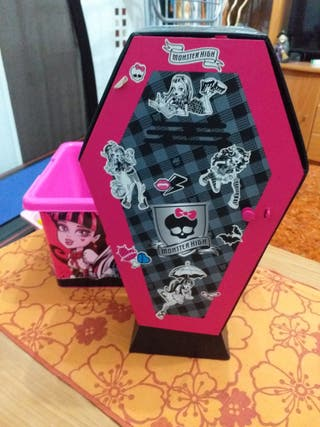 Taquilla monster high