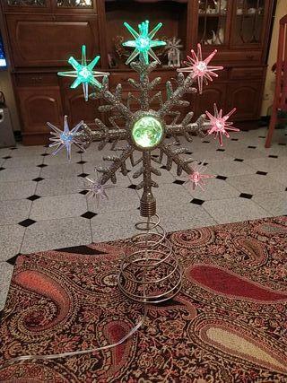 Estrella de navidad Nueva