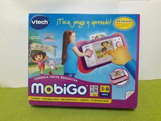 Consola MobiGo vtech 3 a 8 años