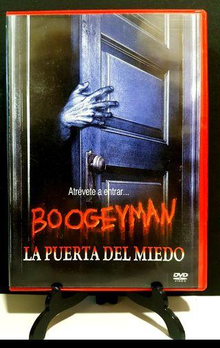 TRILOGIA BOOGEYMAN FORMATO DVD TERROR