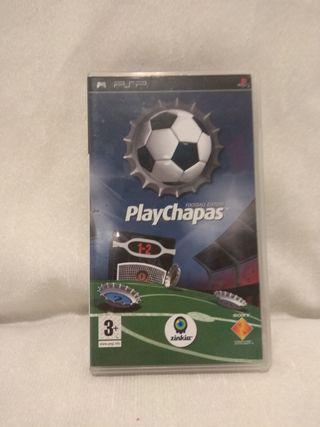 Play chapas PSP