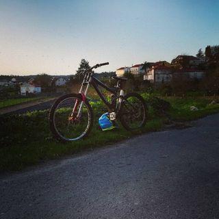 bici iron horse sunday dh