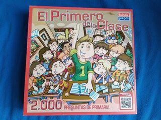 EL PRIMERO DE LA CLASE - 2000 PREGUNTAS