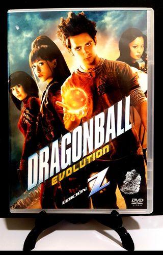DRAGONBALL DVD