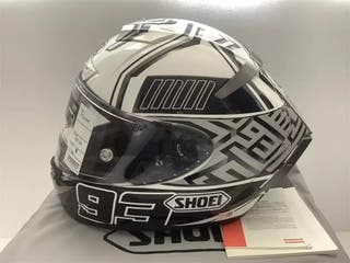 Casco Shoei Marc Marquez Blanco