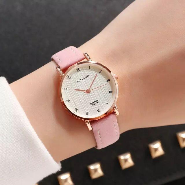 Reloj de Lujo Oro Rosa
