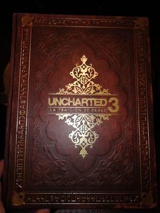 Guía Uncharted 3. La traición de Drake