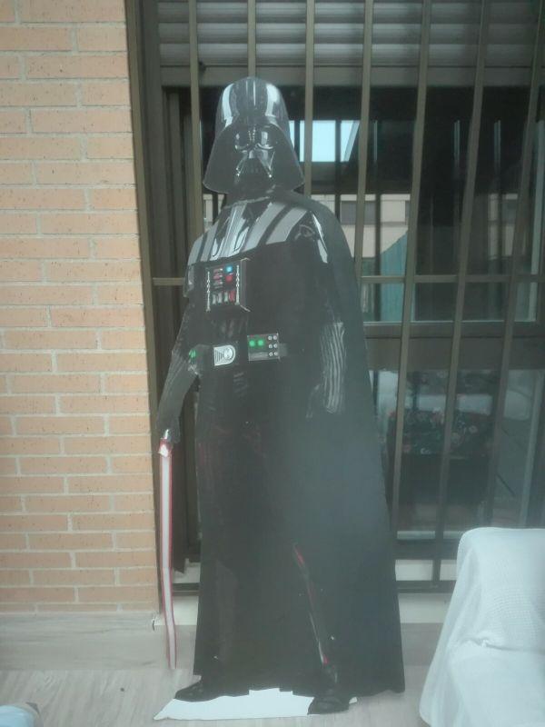 Corpóreo de Darth Vader de Star Wars