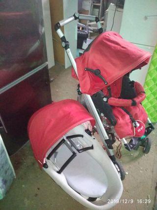 carro bebé confort completo