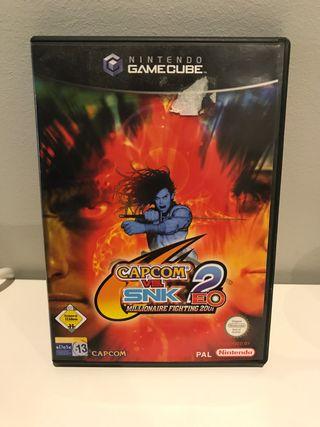 Capcom vs. SNK 2 Gamecube