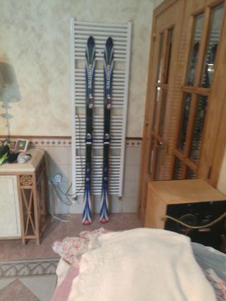 esquís salomón 1,90cm