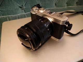 FUJIFILM X-M1 CON 16-50MM Y 50-230MM