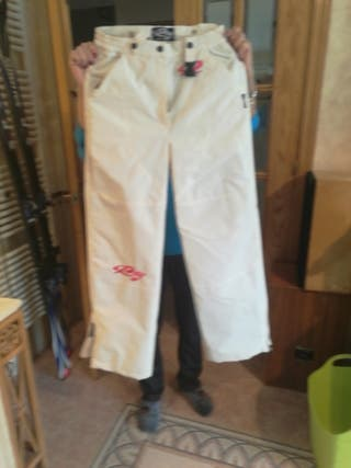 pantalón de skiar mujer