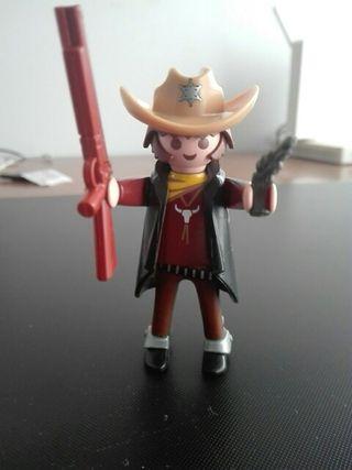 Playmobil Sheriff