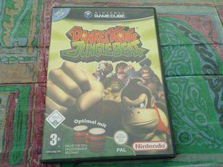 Donkey Kong Jungle Beat Gamecube