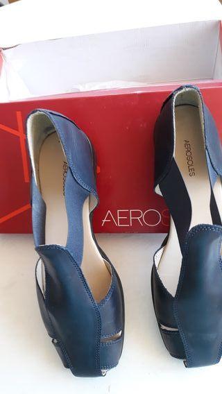 Zapatos aerosoles NUEVOS A ESTRENAR (T3)