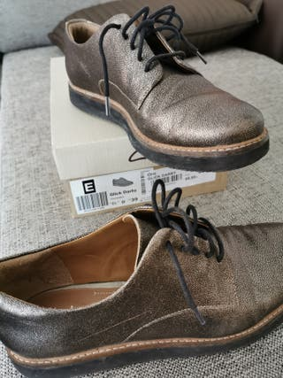Zapatos mujer clarks talla 39