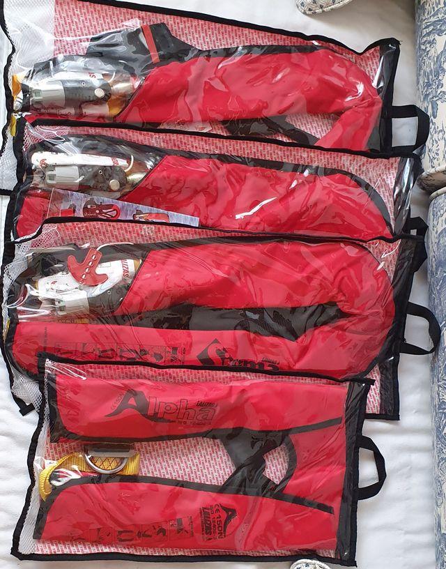 Chaleco salvavidas Lalizas Sigma Auto 150N