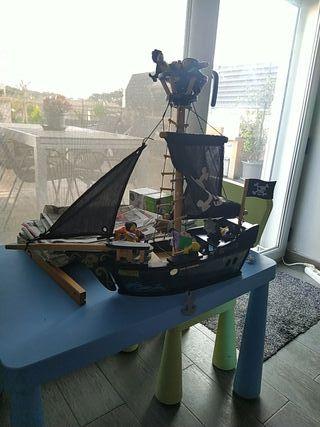 barco pirata eureka kids