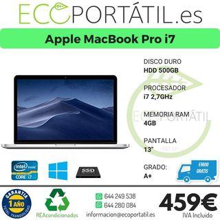 MacBook Pro i7 grado A+
