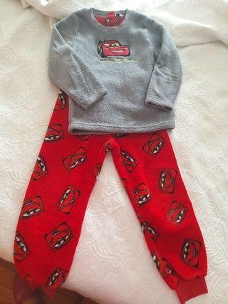 Pijama Cars t. 5/6 Disney