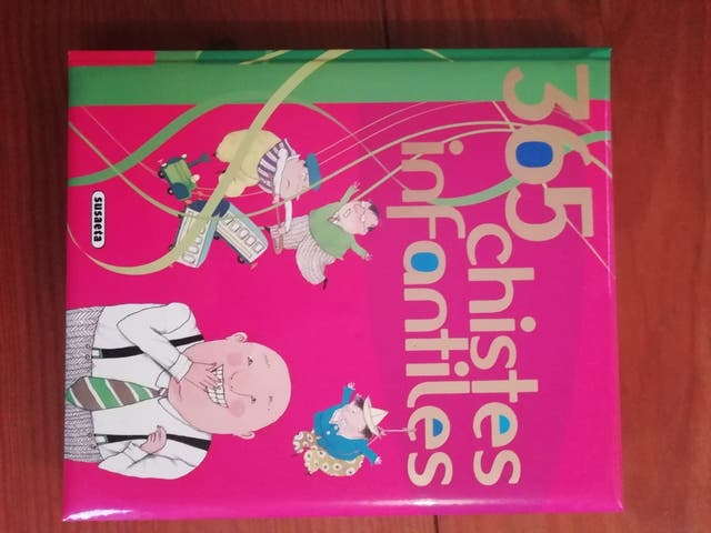 365 chistes infantiles. Edición especial