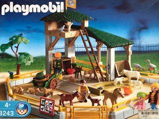 Zoo de animales domésticos de Playmobil