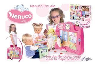 Muñecos Nenuco - Colegio/Escuela