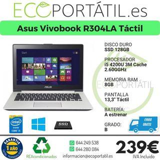 Asus Vivobook R304LA Táctil