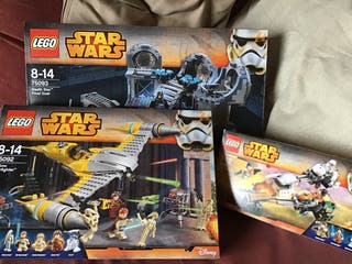 Lego Star Wars variados