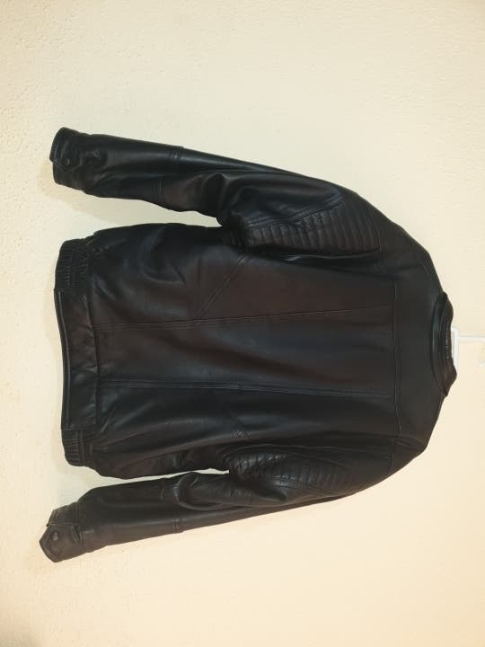 chaqueta leather of quality