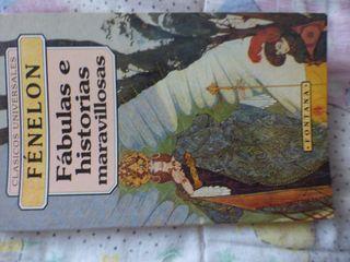 Libro. Fábulas e historias maravillosas, Fénelon.