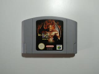 Killer Instinct Gold [Nintendo 64]