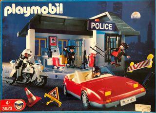 Lote de Comisaría de Playmobil