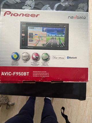 pioneer AVIC-f950BT
