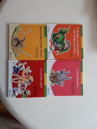 Lote libros infantiles 1