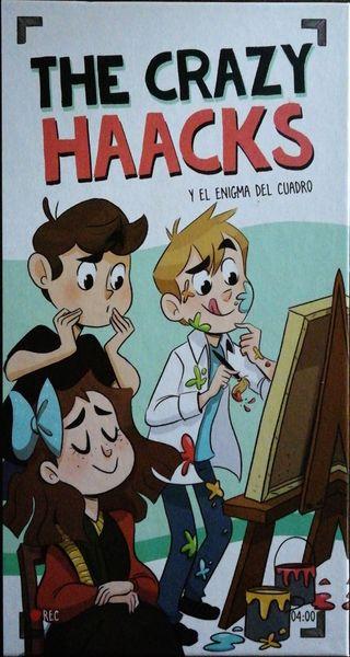 Libro lectura The Crazy Haacks