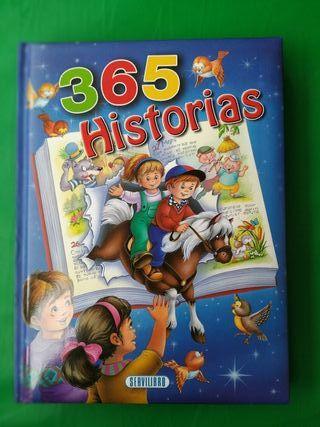 Libro infantil 365 historias