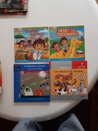 Lote libros infantiles 6
