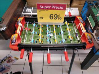 Futbolín impecable como recién comprado