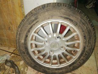 rueda de coche de 49cc