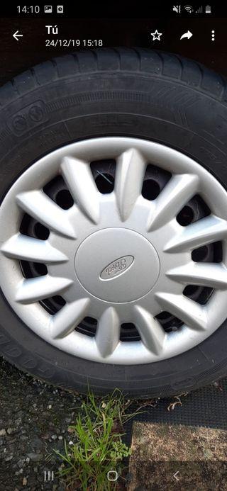 4 ruedas completas Ford
